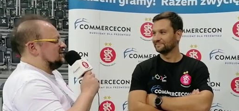 Wywiad: Michal Masek o swoim powrocie do ŁKS-u Commercecon