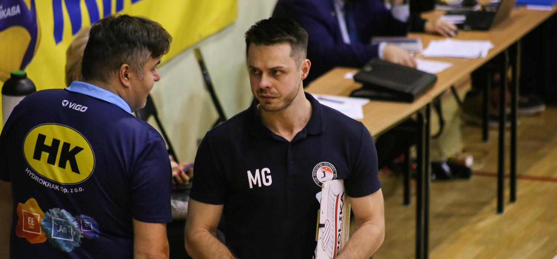 Mateusz Grabda dalej trenerem KPS-u Siedlce