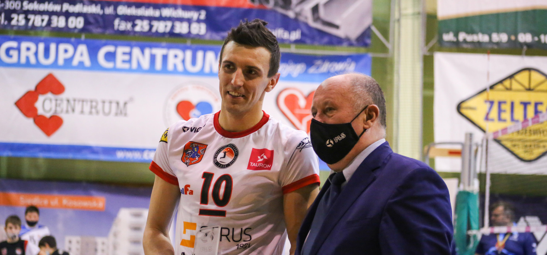 Janusz Górski odchodzi z KPS Siedlce