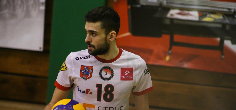 Szymon Bereza opuszcza szeregi KPS-u
