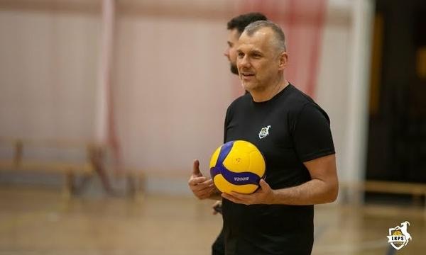 Dariusz Daszkiewicz - pierwszy wywiad z nowym trenerem LUK Politechniki Lublin