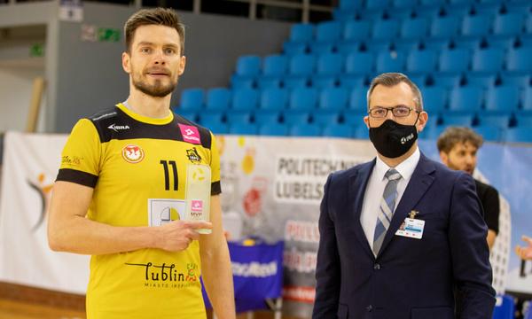 Mecz na szczycie Tauron 1. Ligi podsumowali Grzegorz Pająk i Wojciech Sobala