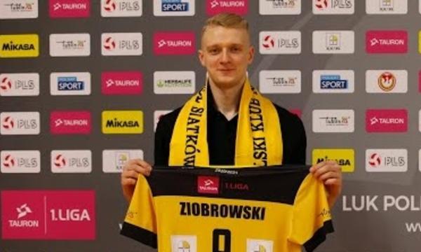 LUK TV: Jakub Ziobrowski opowiada o transferze do Lublina