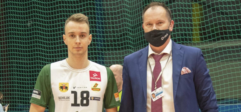 Dawid Sokłowski na dłużej w Lechii