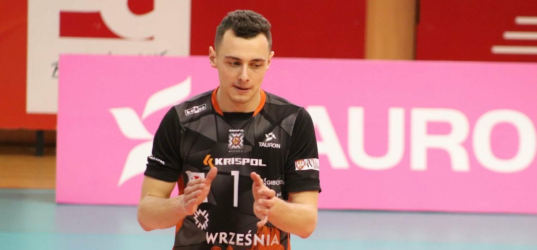 Bartosz Dzierżyński odchodzi z KRISPOL-u