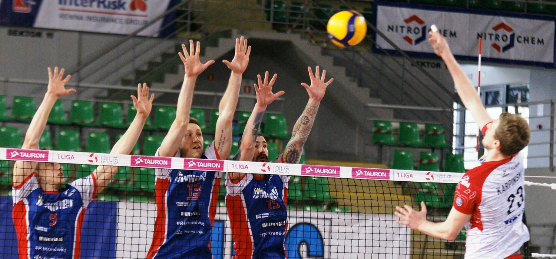 Mecz o brązowy medal: BKS Visła Bydgoszcz - eWinner Gwardia Wrocław 3:0