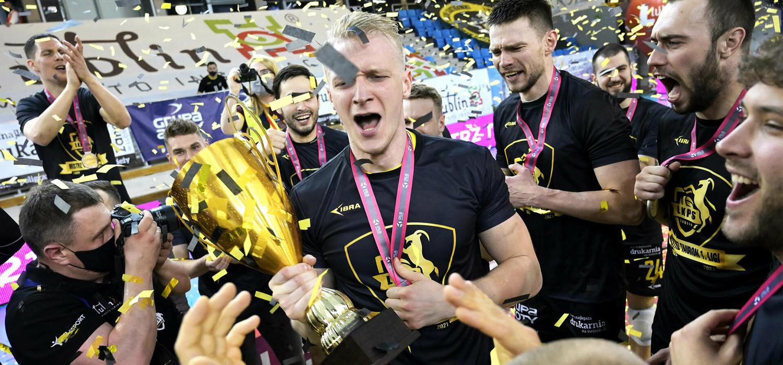 Puchar TAURON I Ligii dla LUK Politechnika Lublin - galeria