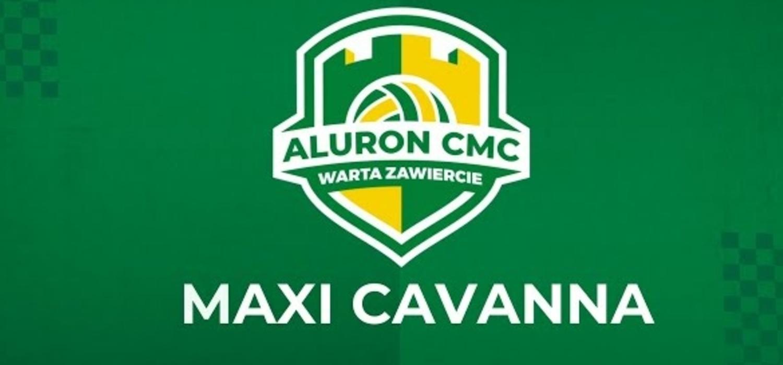 Maxi Cavanna: Nigdy nie myślałem, że będę miał okazję grać w PlusLidze