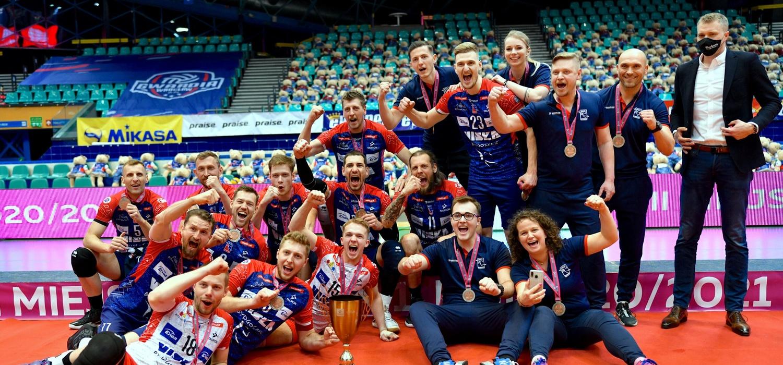Mecz o brązowy medal: BKS Visła Bydgoszcz kończy sezon na 3. miejscu