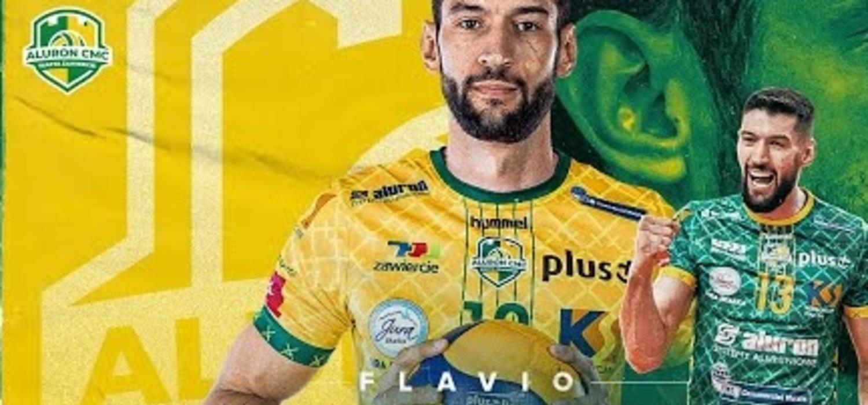 Flávio Gualberto: Śmiało mogę polecić wszystkim grę w Zawierciu