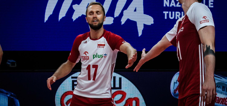 Siatkarska Liga Narodów: Polska - Niemcy 3-0