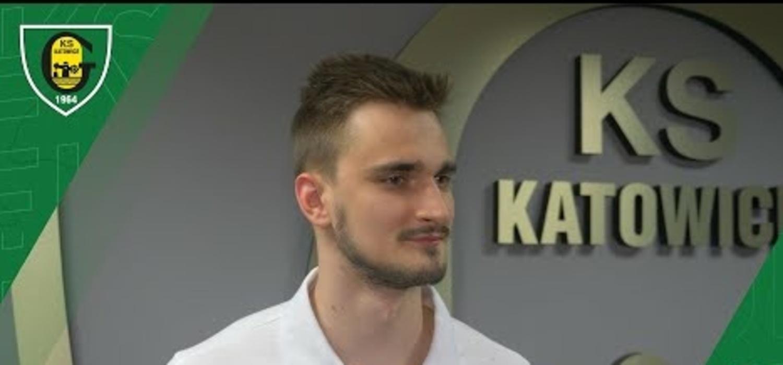 Jakub Lewandowski nowym zawodnikiem siatkarskiej GieKSy