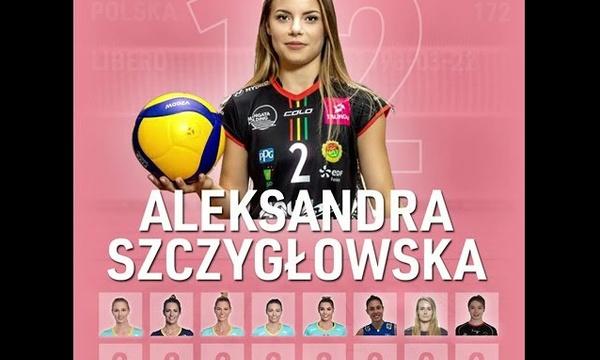 Aleksandra Szczygłowska   Nowa libero KS DevelopRes Rzeszów   TAURONLiga 21/22