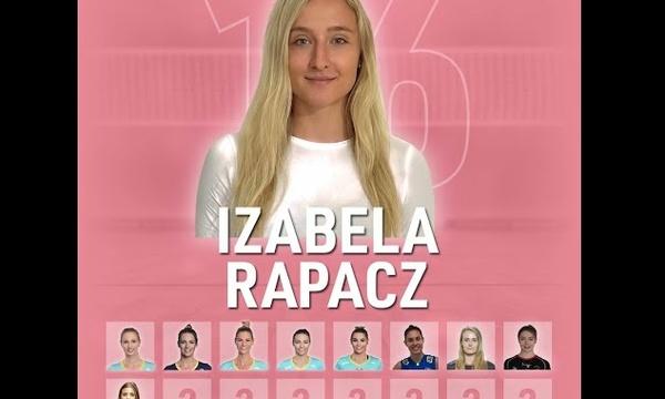 Izabella Rapacz   Nowa atakująca KS DevelopRes Rzeszów   TAURONLiga 21/22