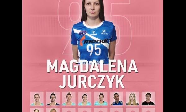 Magdalena Jurczyk   Nowa środkowa KS DevelopRes Rzeszów   TAURONLiga 21/22