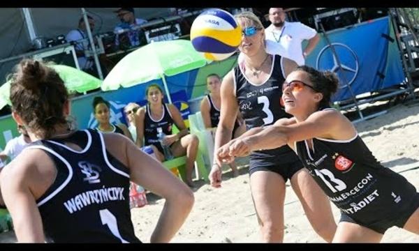 PreZero Grand Prix PLS: ostra walka na gdańskiej plaży