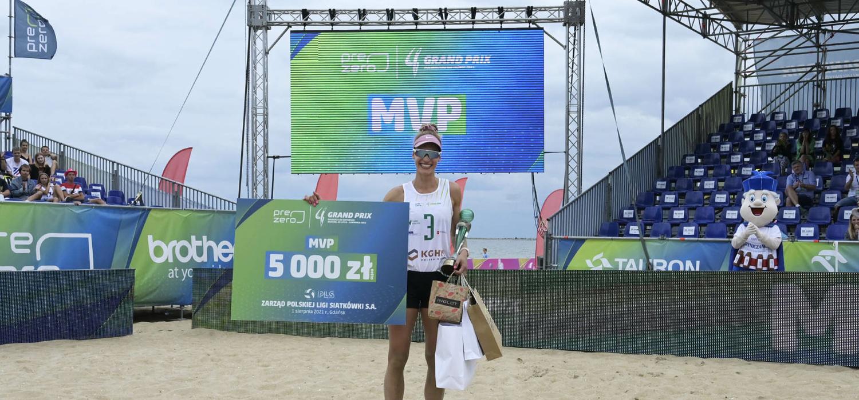 Aleksandra Gromadowska: organizacja turnieju była na najwyższym poziomie