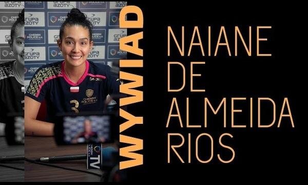 Naiane Rios: Wielki krok