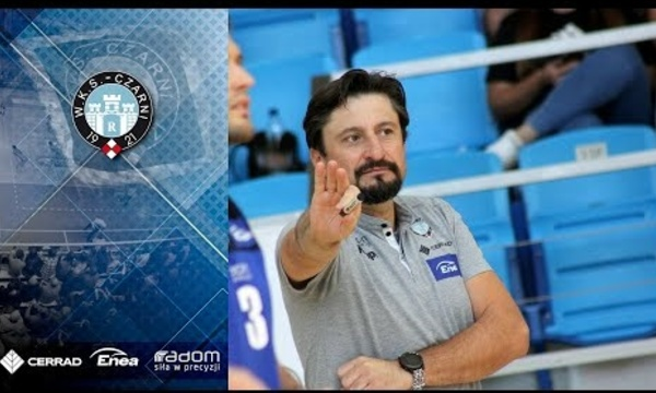 CzarniTV: Jakub Bednaruk: - Jestem zadowolony z ostatnich sparingów