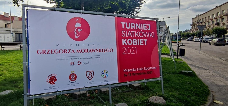 Drużyna Grot Budowlani Łódź najlepsza w Memoriale Grzegorza Morawskiego
