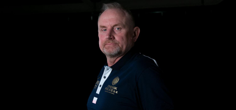 Jacek Nawrocki trenerem Grupy Azoty Chemika Police