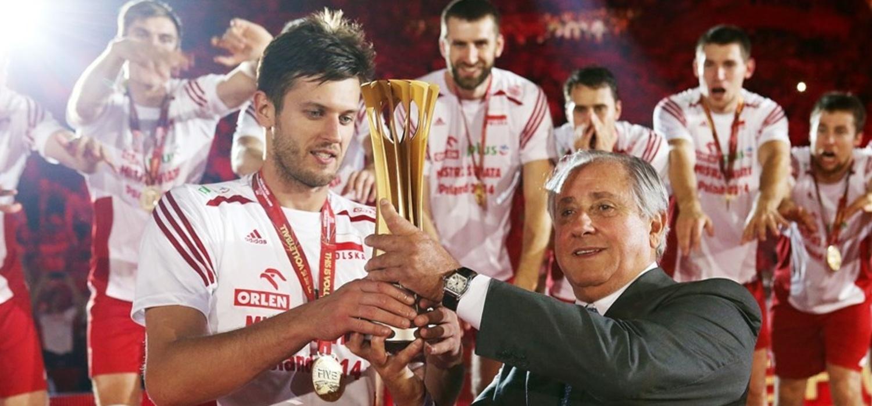 Siedem lat temu Polska zdobyła złoty medal MŚ siatkarzy