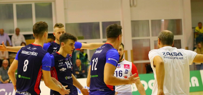 Dominik Kwapisiewicz: mamy młody zespół ale chcemy ugrać jak najwięcej