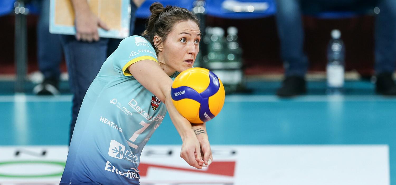 Jelena Blagojević: wygra ten, kto będzie do końca walczył