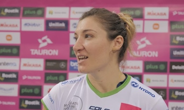 Wywiady po meczu z Bydgoszczą