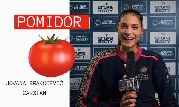Pomidor - Jovana Brakocević-Canzian
