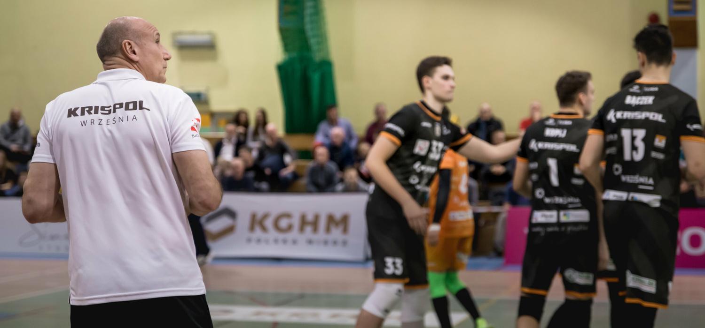 Marian Kardas: brakowało nam zwycięstwa