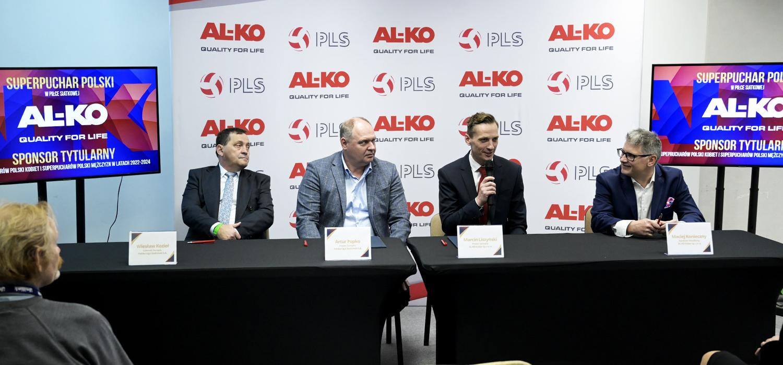 AL-KO Sponsorem Tytularnym Superpucharów Polski oraz Oficjalnym Sponsorem PlusLigi, TAURON Ligi oraz siatkarskiej TAURON 1. Ligi