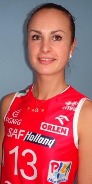 Olga Pauliukouskaya