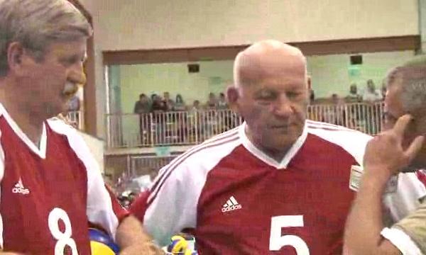 IO Montreal 1976  mecz finałowy 35 lat później - Włodzimierz Sadalski i Marek Karbarz.flv