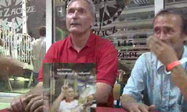 Milicz 2011 Igor Prielozny i Krzysztof Mecner - Zaproszenie do lektury