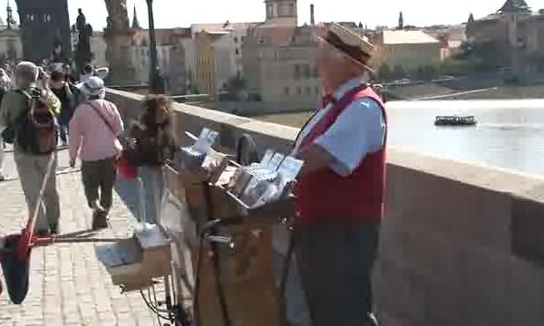 Krotki spacer po Pradze