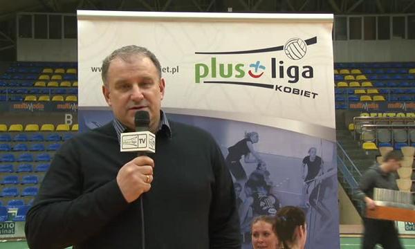 Jacek Kasprzyk - Dyrektor plusligi Kobiet - Życzenia świateczno-noworoczne