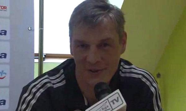 Mirosław Zawieracz - Konferencja prasowa