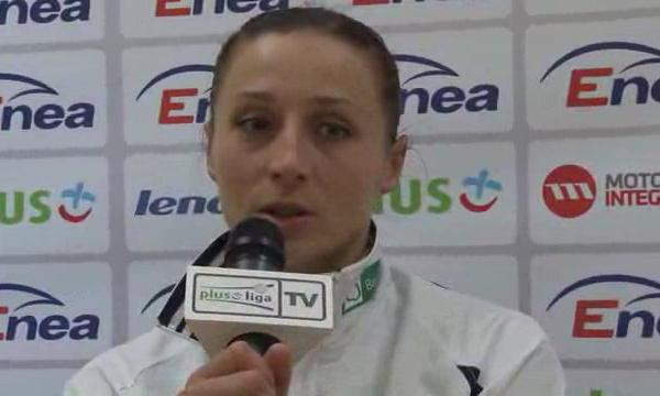 Aleksandra Jagieło - Konferencja prasowa