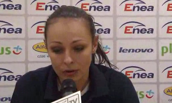Dorota Pykosz - Konferencja prasowa