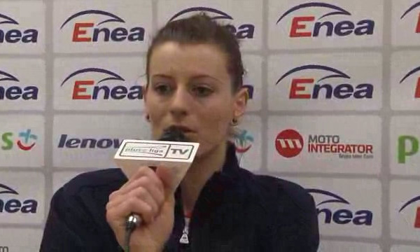 Joanna Kuligowska - Konferencja prasowa