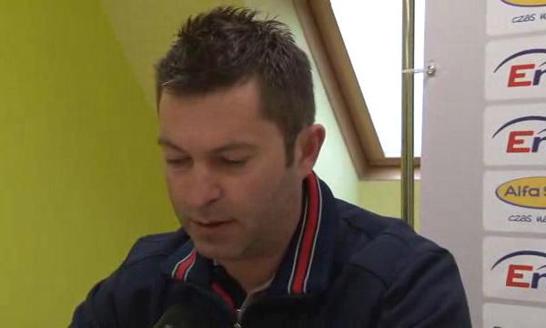 Piotr Makowski - Konferencja prasowa
