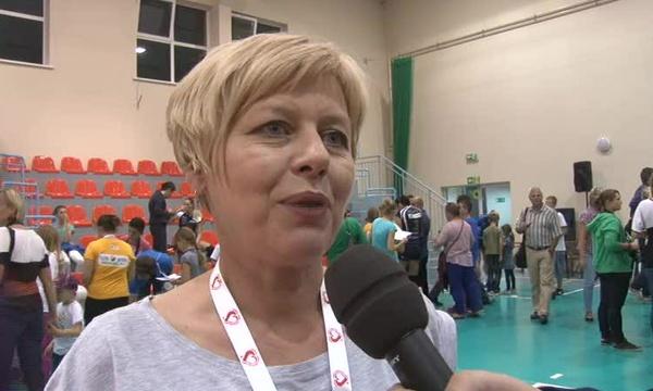 Bogumiła Żbikowska Dyrektor Szkoły Podstawowej w Marcinkowicach