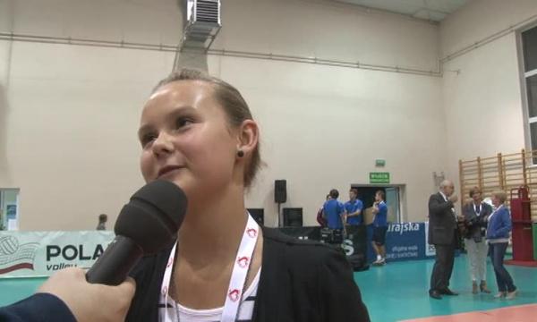 Dominika Ignatowicz - Pomysłodawca meczu