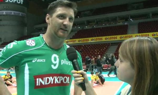 Piotr Gruszka - Będę wiecej pomagał, jak przeszkadzał