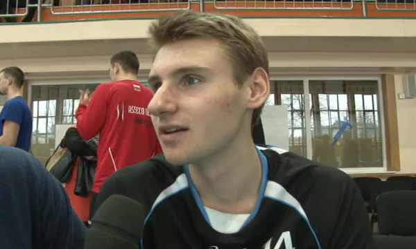 Michał Augustynowicz - Resovia pokazała nam dziś miejsce w szeregu.