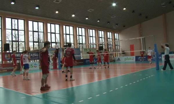 Exast Systems Norwid Częstochowa - TS Volley Rybnik - ostatnia piłka.mp4
