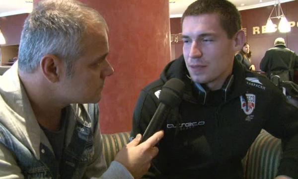 Dawid Konarski - Zdrowy aż do bólu