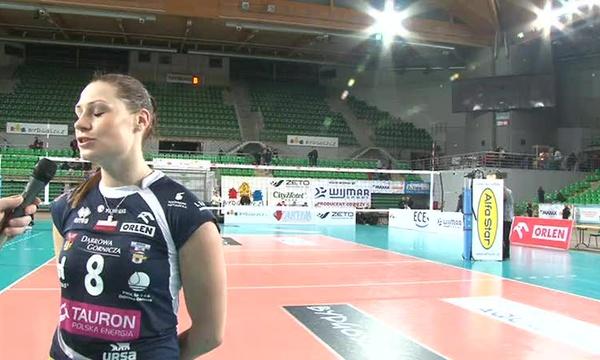 Katarzyna Zaroślińska-MVP