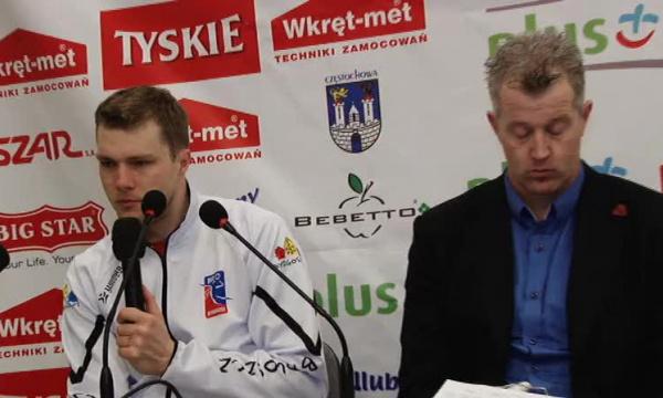 AZS Częstochowa - Transfer Bydgoszcz